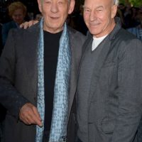 Los actores se dieron una gran muestra de cariño Foto:Getty Images
