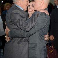 Pero en realidad tienen una gran amistad Foto:Getty Images