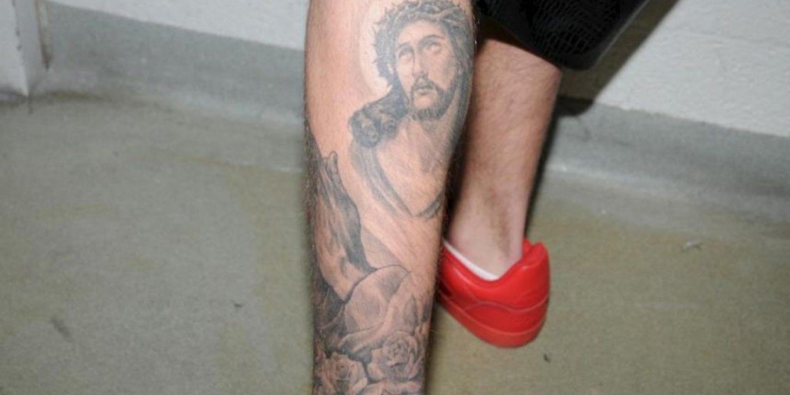 Demuestran su creencia en Jesús. Foto:Getty Images