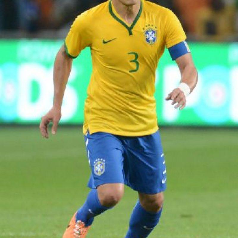 Thiago Silva es duda para el encuentro. Foto:Getty Images