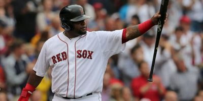 Para la temporada 2015 fue fichado por los Boston Red Sox. Foto:Getty Images