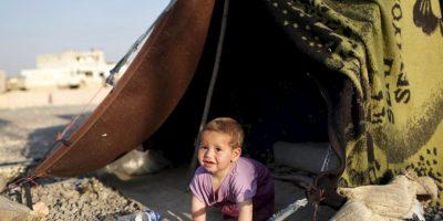 Por las niñas el precio es incluso más alto y ni siquiera los bebés están exentos. Foto:Getty Images
