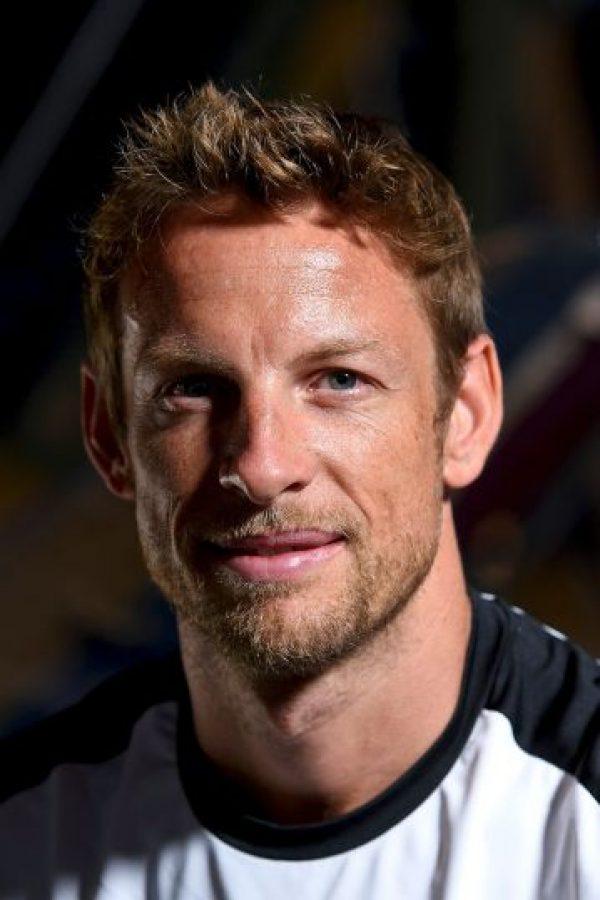 Button, de 35 años, es un piloto inglés de Fórmula 1 que forma parte de la escudería McLaren-Honda. Foto:Getty Images