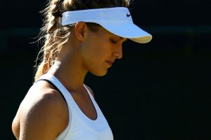 1. Eugenie Bouchard Foto: Getty Images