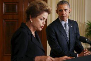 """La presidenta consideró este episodio como """"superado"""" Foto:Getty Images"""