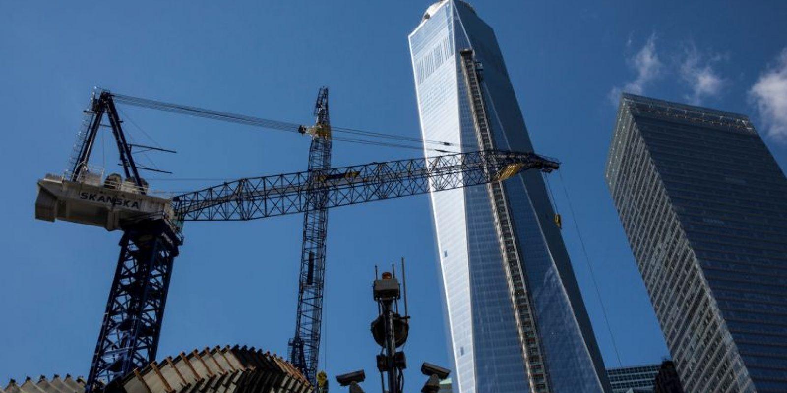 Sube 102 pisos en tan solo 60 segundos. Foto:Getty Images