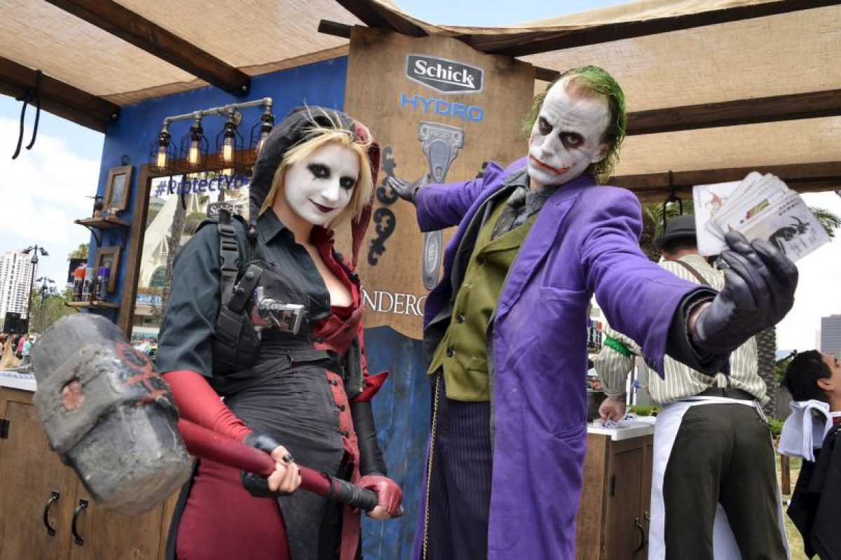 La Comic Con reúne a los directores, productores, guionistas y actores más populares del cine y la televisión. Foto:Getty Images