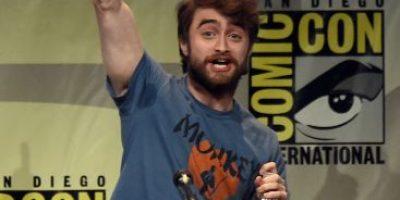 Así reaccionó Daniel Radcliffe por su premio al