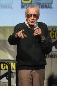 Stan Lee es guionista y editor de cómics estadounidenses. Foto:Getty Images
