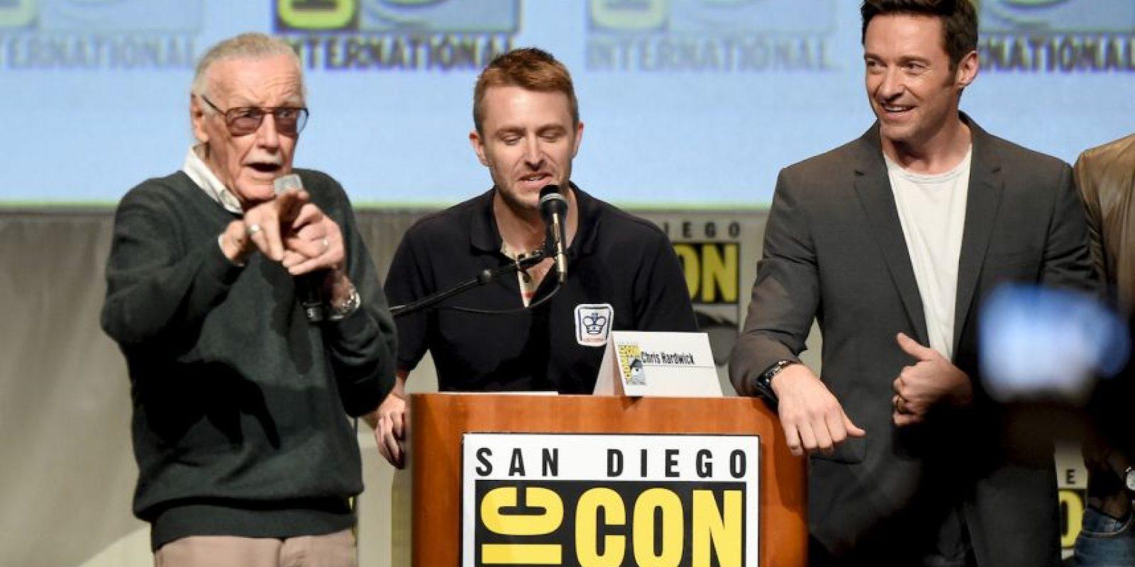 Lee es considerado el padre de los principales personajes de Marvel. Foto:Getty Images