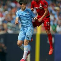El ex del Athletic de Bilbao es parte del New York City de la MLS. Foto:Getty Images