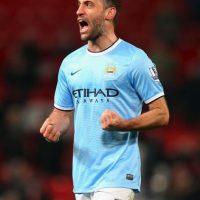 """Es uno de los jugadores indiscutibles de los """"Citizens"""" y espera devolverle a su equipo el título de la Premier League. Foto:Getty Images"""