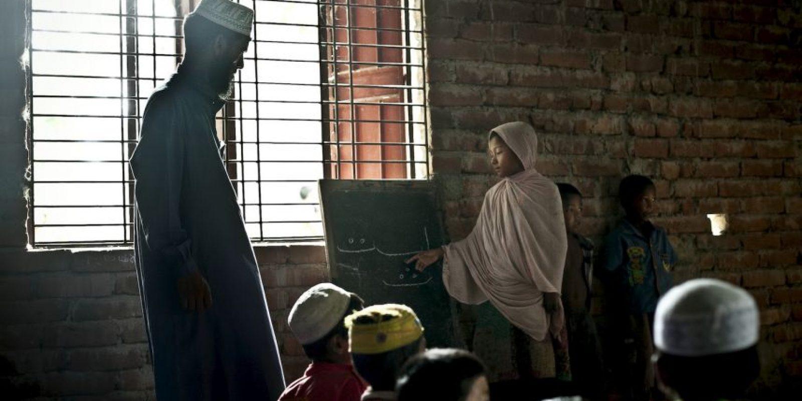 La cual fue evacuada antes de que llegaran las autoridades. Foto:Getty Images
