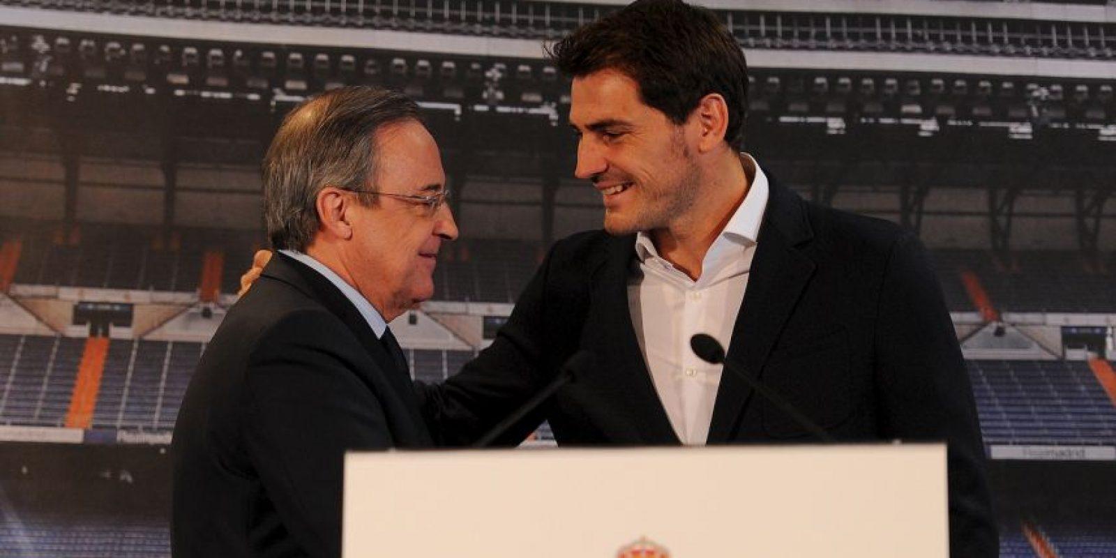 """""""Iker quería una despedida sencilla y austera"""" Foto:Getty Images"""