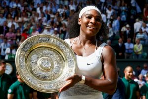 16. Serena Williams @serenawilliams (Tenis/Estados Unidos): 30 mil 558 dólares por tuit. Foto: Getty Images