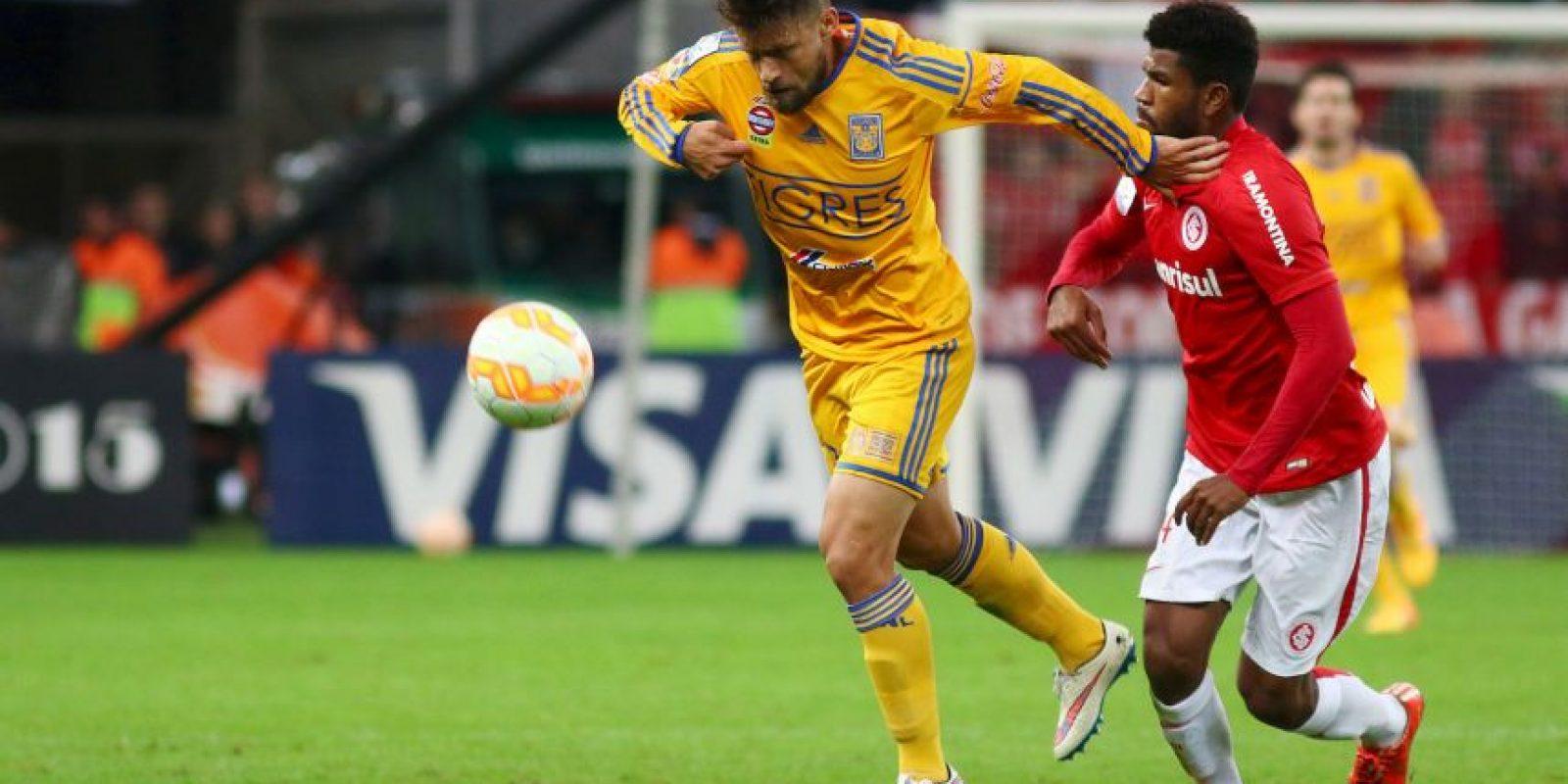 Los Tigres de la UANL son los flamantes finalistas de la Copa Libertadores. Foto:Getty Images