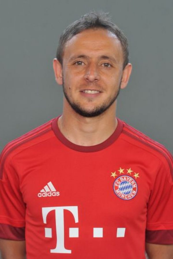 DEFENSAS: Rafinha (Bayern Munich/Brasil) Foto: Getty Images
