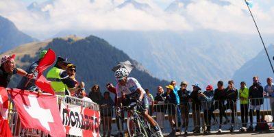 En esta edición ganó una etapa, conquistó la clasificación de montaña y fue el sueter blanco como mejor joven. Foto:Getty Images