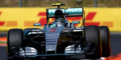 Nico Rosberg de Mercedes. Foto: Getty Images