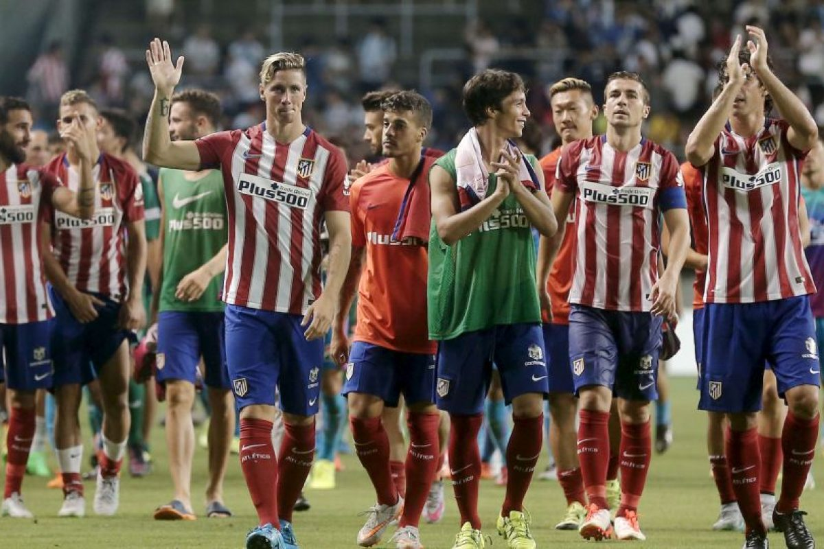 Atlético de Madrid (3º en 2014/2015) Foto: Getty Images