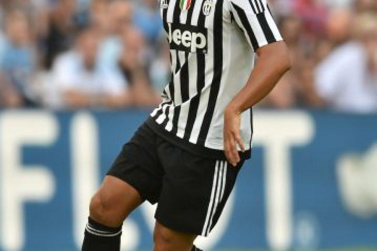 El ya ex del Real Madrid es el nuevo jugador de la Juventus. Foto:Getty Images