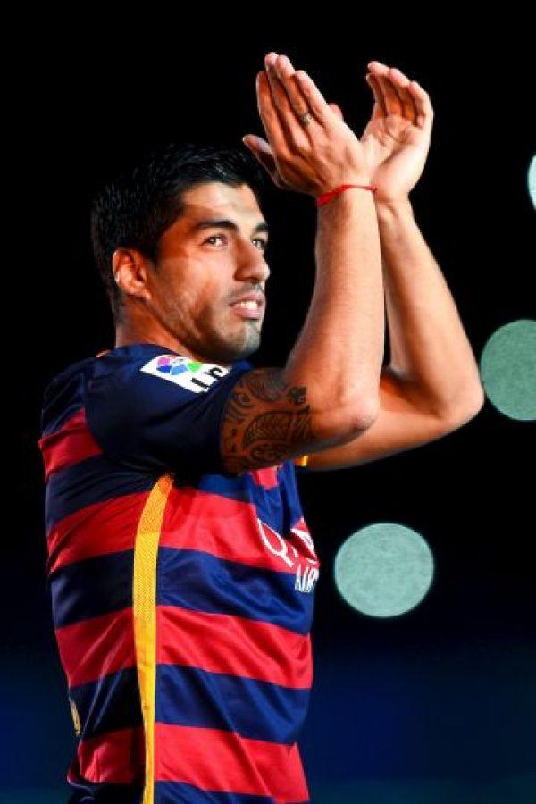 Luis Suárez (Barcelona/Uruguay) Foto:Getty Images