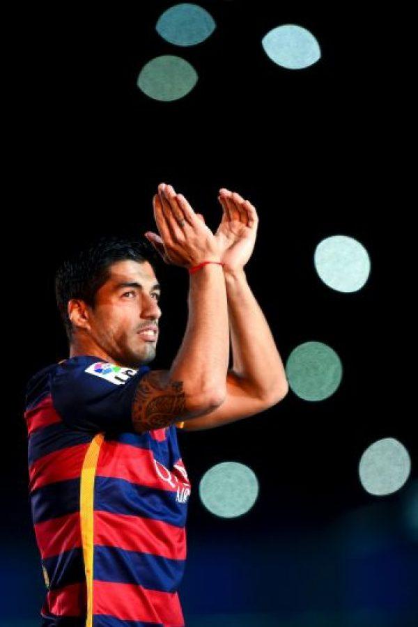 9. Luis Suárez Foto:Getty Images