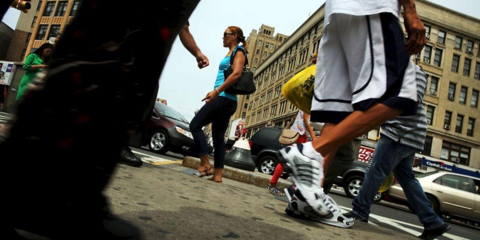 Un brote se registró en El Bronx, Nueva York en el pasado mes. Foto:Getty Images
