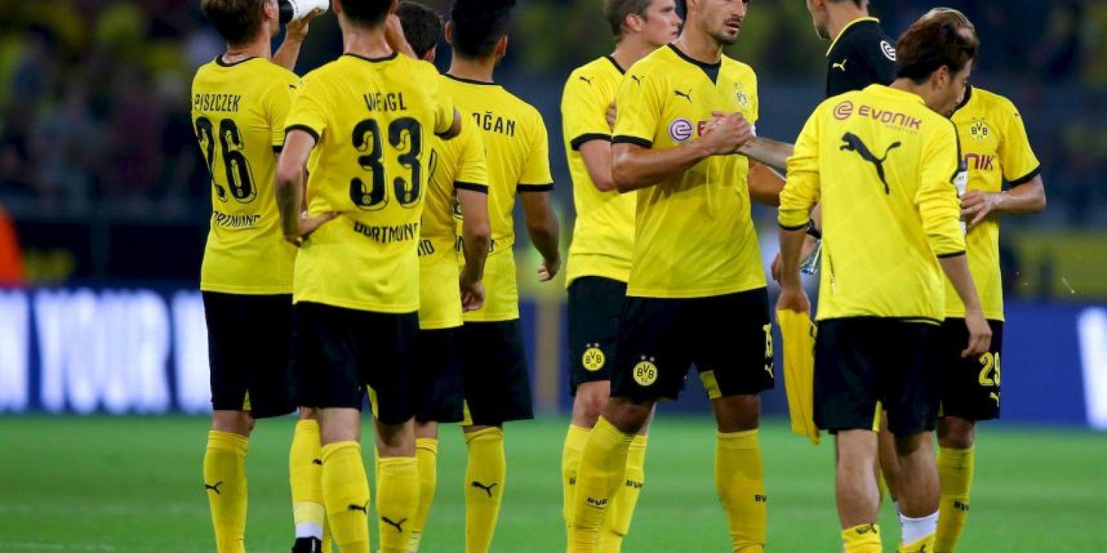 Borussia Dortmund Foto:Getty Images