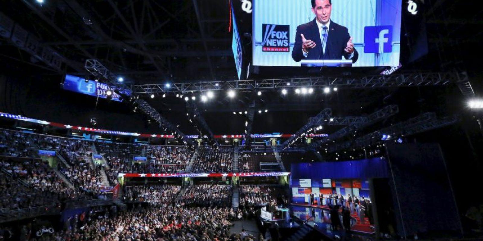 A continuación les mostramos 10 claves para entender lo que sucedió en el debate: Foto:Getty Images