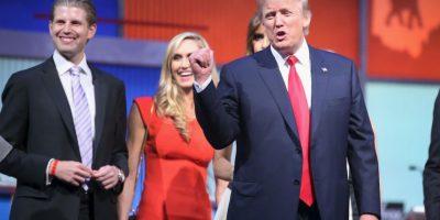 4. También criticó a Hillary Clinton Foto:Getty Images