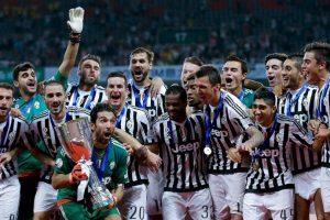 Juventus (Campeón en 2014/2015) Foto:Getty Images
