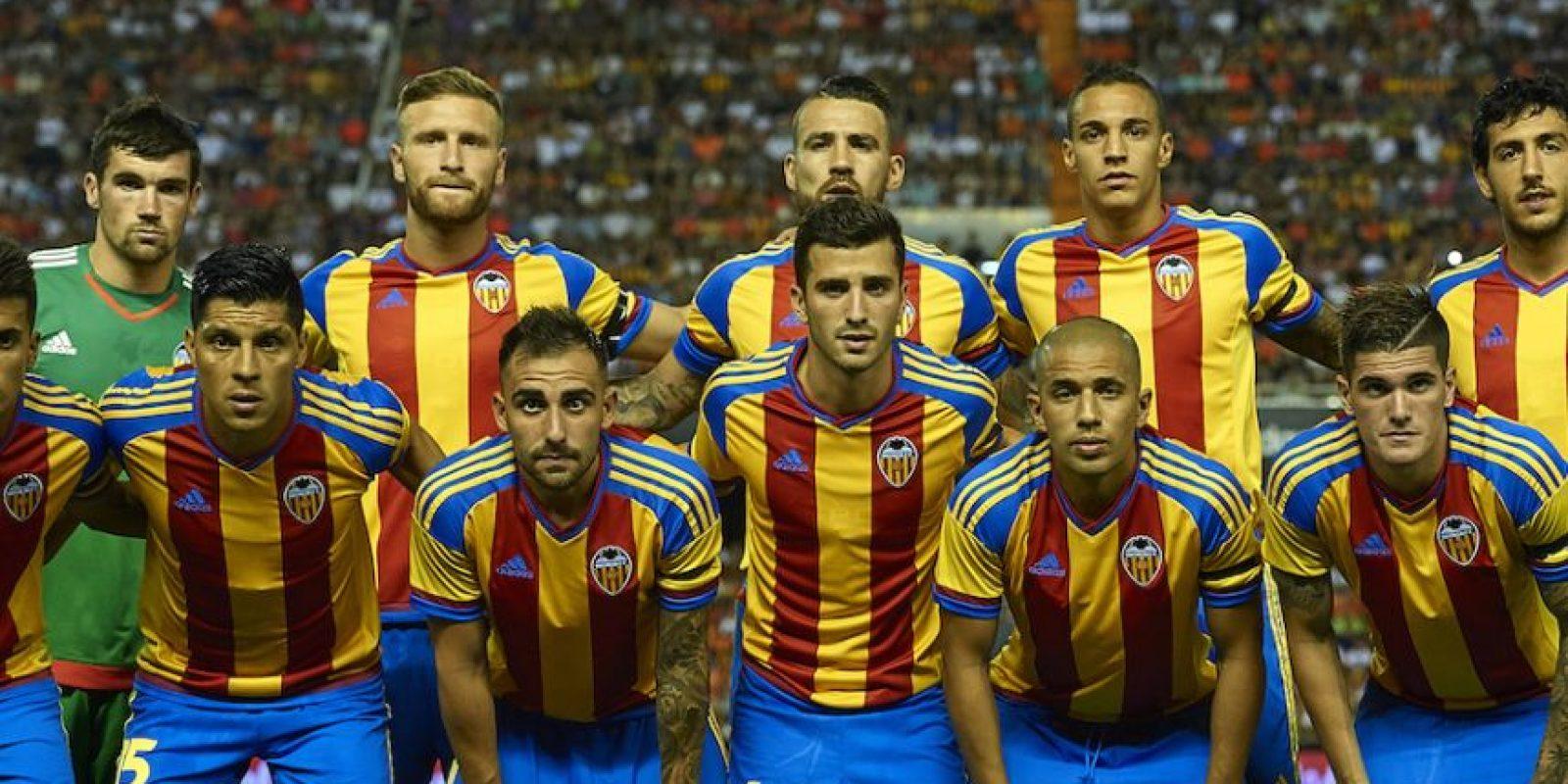 Equipo más joven: Valencia y Sporting de Gijón (24.6 años) Foto:Getty Images
