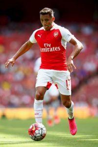 El delantero chileno, que ganó la Copa América en julio pasado, va por otro año en gran forma y apunta a ser figura del Arsenal. Foto:Getty Images