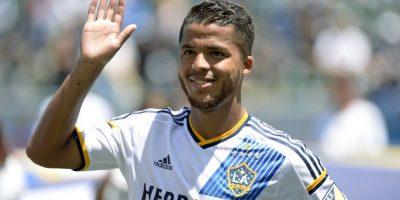 El mexicano salió del Villarreal para fichar por Los Ángeles Galaxy de la MLS. Foto:Getty Images