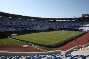 La Supercopa de la UEFA de 2015 será la primera final de la UEFA que se dispute en Georgia, país ubicado entre Europa y Asia, al sur del Cáucaso. El duelo será en el Estadio Boris Paichadze de Tiflis. Foto:Getty Images