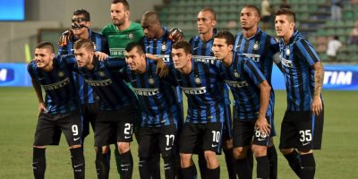 Inter de Milán (8º en 2014/2015) Foto: Getty Images