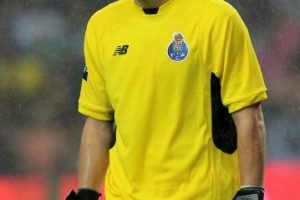El excapitán del Real Madrid juega ahora en el Porto. Foto:Getty Images