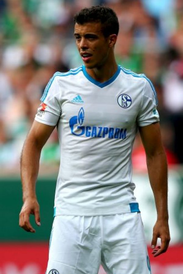 Franco di Santo (Schalke 04/Argentina) Foto: Getty Images