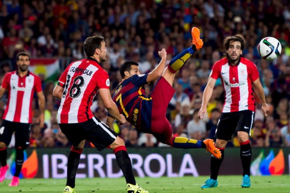 Athletic Club vs. Barcelona/ 18:30 horas de España/ Estadio San Mamés Foto:Getty Images