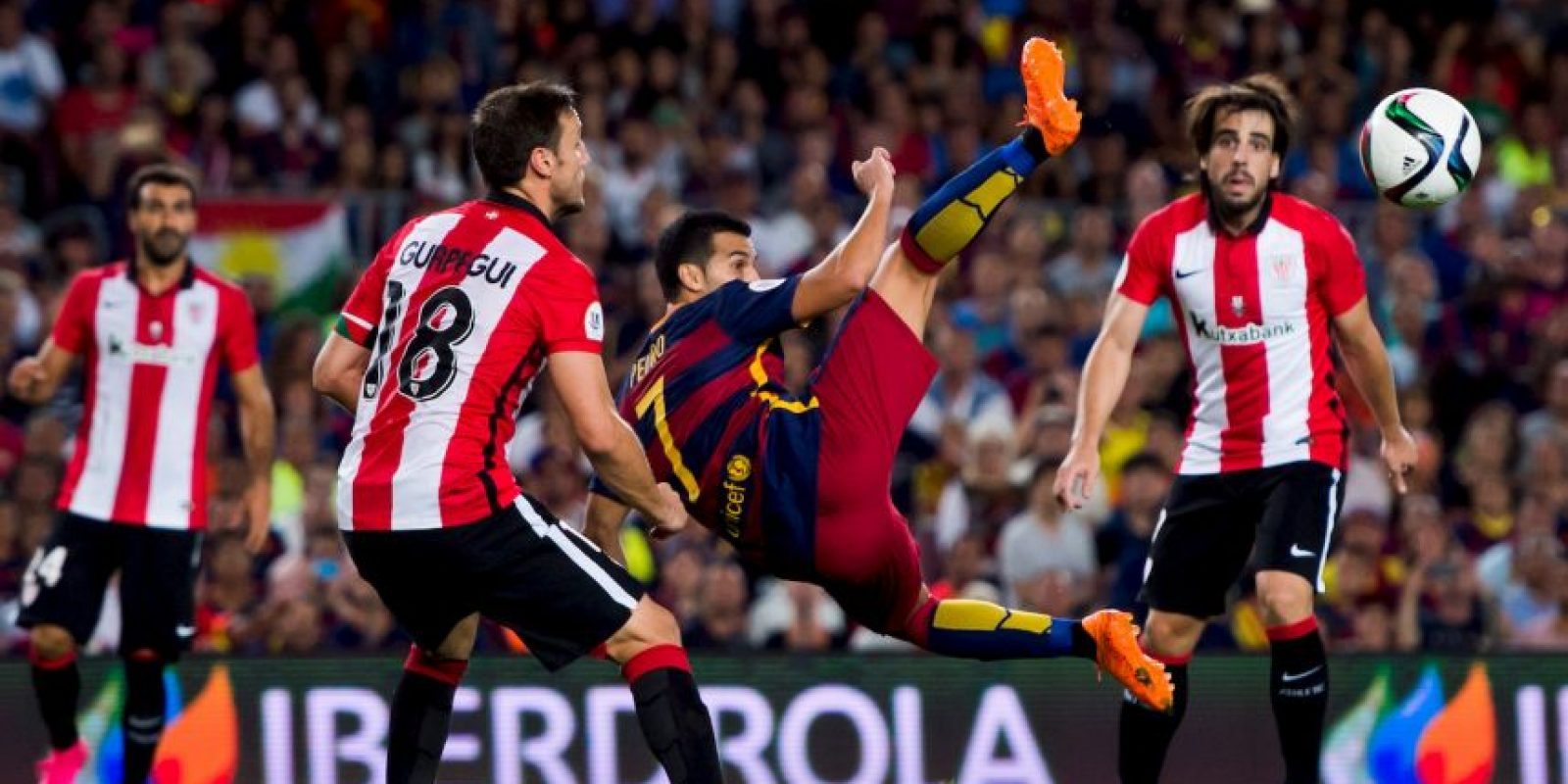 Athletic Club vs. Barcelona/ 18:30 horas de España/ Estadio San Mamés Foto: Getty Images