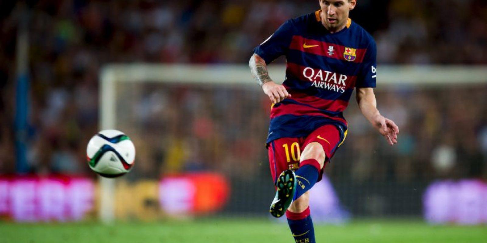 El año pasado se llevó la Liga, la Copa del Rey y la Champions Foto:Getty Images