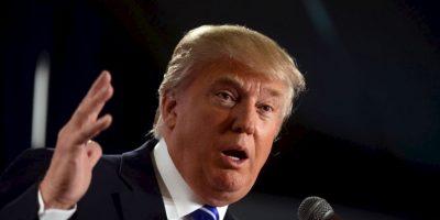 """Durante el debate entre los precandidatos del Partido Republicano, la presentadora de Fox News, Megyn Kelly, cuestionó a Trump acerca de las ocasiones en las que se ha referido a las mujeres con términos como: """"cerdas y perras"""", a lo que respondió: """"Sólo se lo he dicho a Rosie O'Donnell"""", actriz y comediante estadounidense. Foto:Getty Images"""