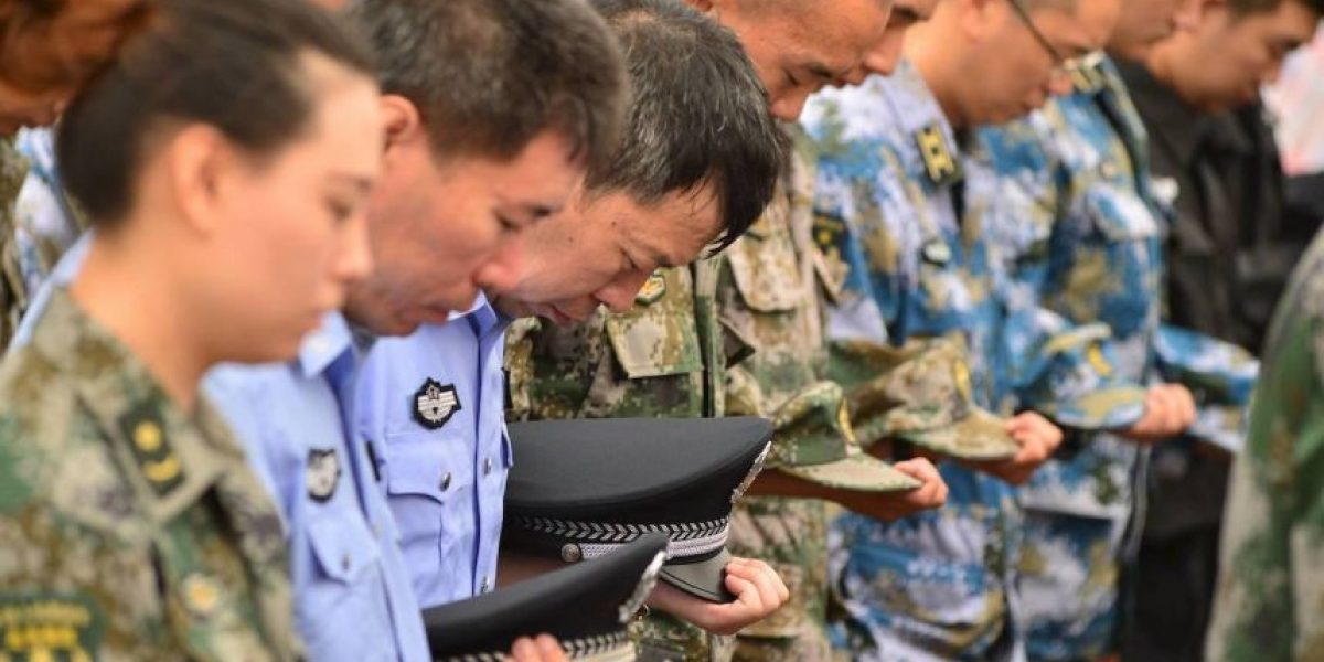Más empresas de químicos en China con irregularidades tras explosión