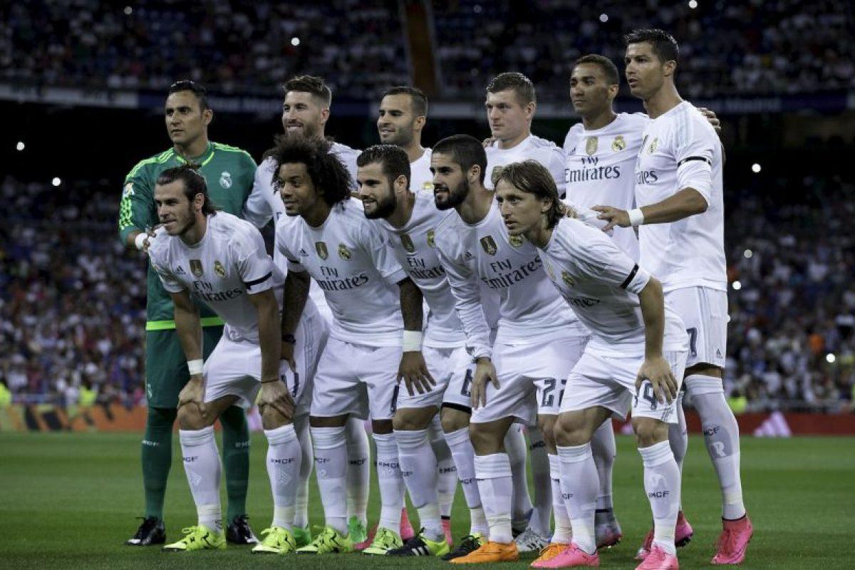 Real Madrid (Subcampeón en 2014/2015) Foto:Getty Images