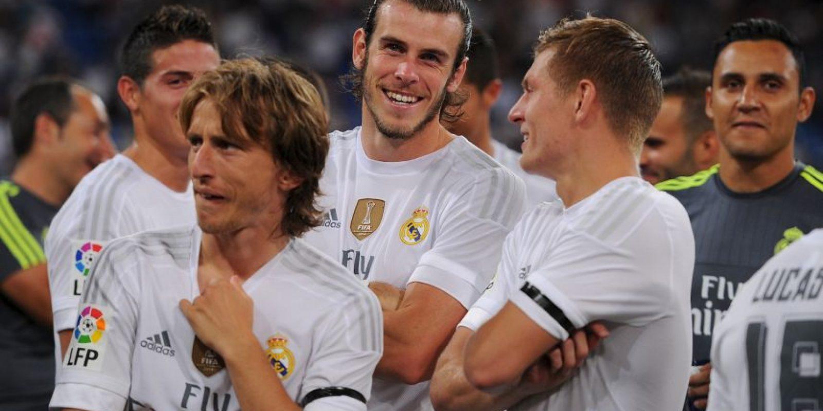 2. Real Madrid. Busca terminar con una sequía de títulos de la Liga, que no gana desde 2012 Foto:Getty Images