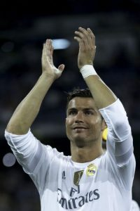 Cristiano Ronaldo (Real Madrid/Portugal) Foto: Getty Images