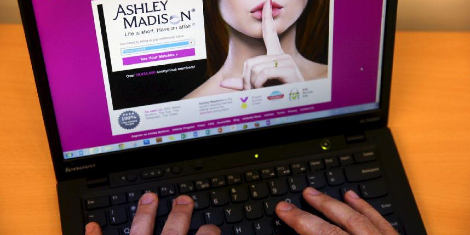 Por ello, exigían que todos los sitios web de la empresa fueran borrados Foto:Getty Images