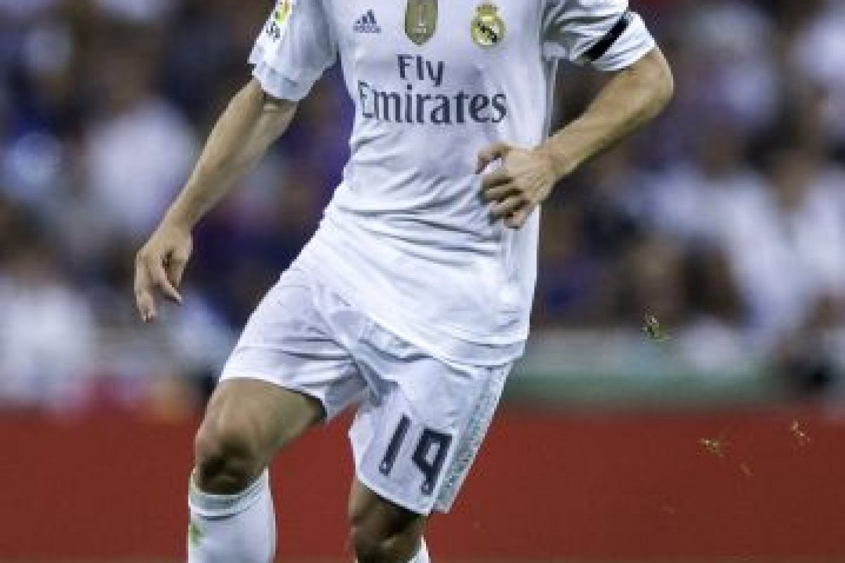 Luka Modric (Real Madrid/Croacia) Foto: Getty Images