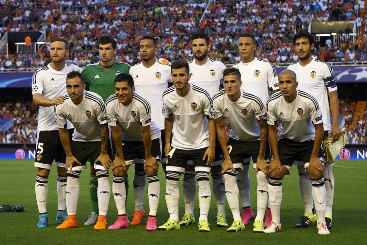 Valencia (4º en 2014/2015) Foto:Getty Images